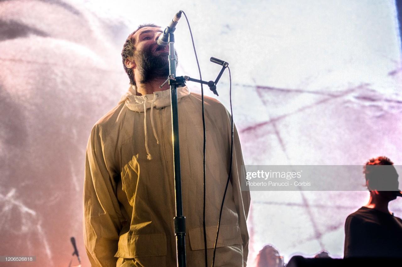 Roma strega Liam Gallagher