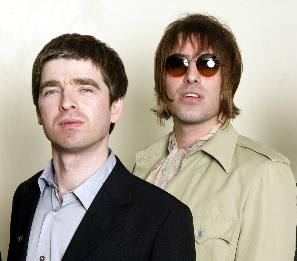 Le canzoni Oasis preferite di Liam